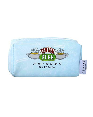 Friends TV Series Central Perk How You Doin' Blue Pencil Case