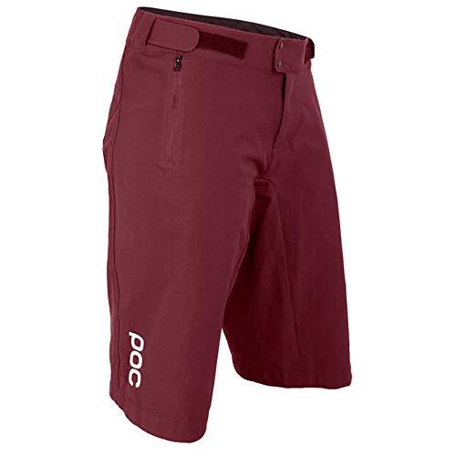 POC Damen Resistance Enduro Lt WO Shorts, Propylene Red, XS