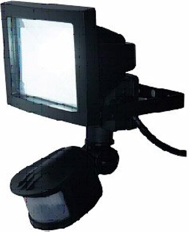として肩をすくめるのスコア省エネLEDセンサーライト MSL-K6ED