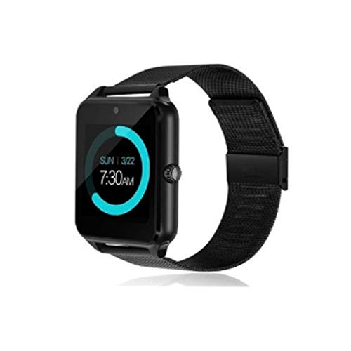 JingJingQi Fitness tracker Smart Watch Z60 Mannen Vrouwen Bluetooth Pols Smartwatch Ondersteuning SIM/TF Card Polshorloge Voor Apple Android Telefoon PK DZ09