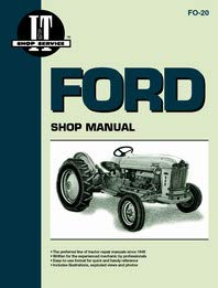 ford 2000 tractor manual - 1