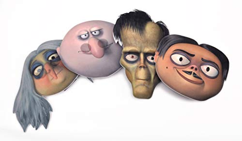 Maschera Fester Addams Family