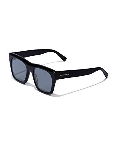HAWKERS Narciso Gafas de sol, Negro, One Size Unisex Adulto