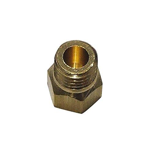 Hotpoint - Ariston - injecteur gaz butane auxiliaire dia 52 pour table de cuisson ARISTON INDESIT