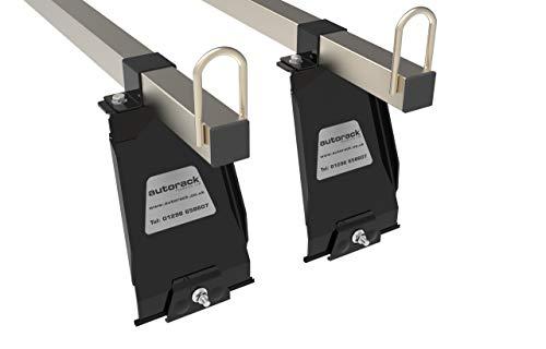 Landrover Defender 90y 110–Baca barras–2Bares–autorack megabars–uso pesado
