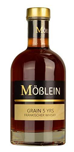 Mößlein Fränkischer Whisky 'Grain' 5 Jahre im Eichenholzfass gereift (1 x 0.35l)