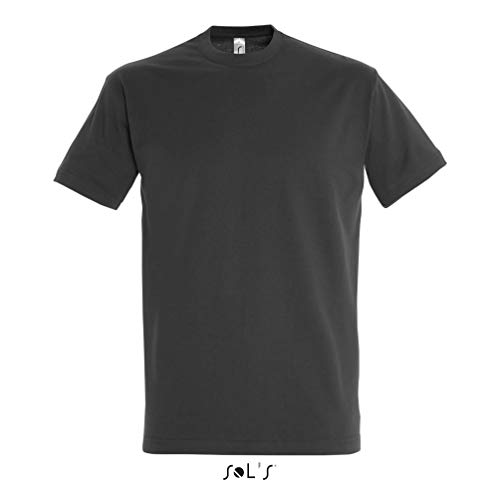 SOL´S Imperial T-Shirt, Größe:3XL, Farbe:Mouse Grey (Solid)