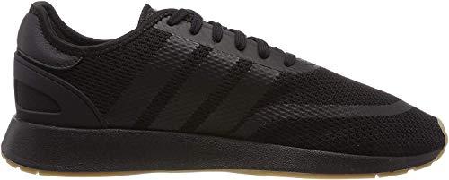 adidas N-5923 Zapatillas de Gimnasia Hombre, Negro (Core Black/Core Black/Gum4 Core Black/Core Black/Gum4), 44 EU
