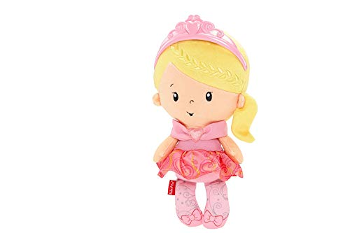 Fisher Price CGN68 - Princess Mommy Kleine Prinzessin Puppe