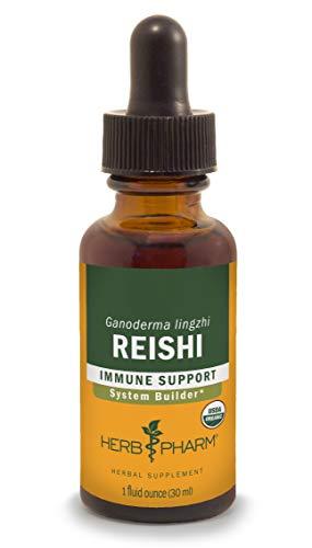 Herb Pharm Reishi Mushroom Liquid Extract Immune System Builder - 1 Ounce