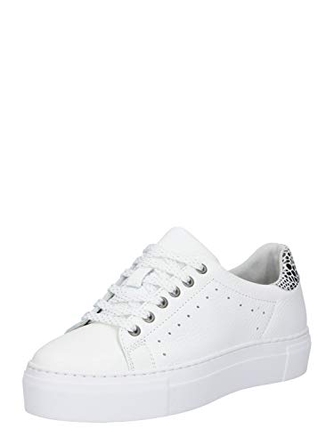 PS Poelman Damen Sneaker Low 5884 weiß 40