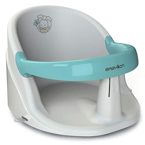 BABYLON asiento bañera bebe Nemo hamaca bañera bebe silla bañera bebe adaptador bañera bebe blanc