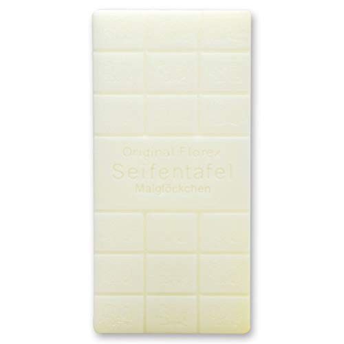 Florex Savon de lait de mouton de Maiglöckchen blumige parfumée enchantera chaque salle de bain 100 g