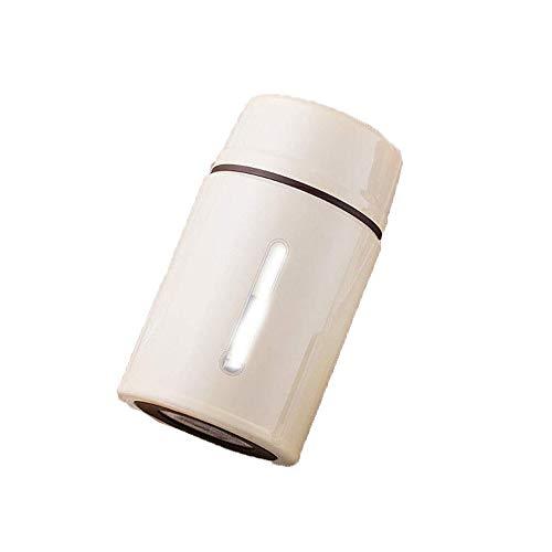 IHOUSE Fiambrera Aspiradora de Acero Inoxidable 316, Lunchbox Refrigerada Aislada, Cubilete Portátil, Autoservicio de Cocción de Contenedores de Alimentos
