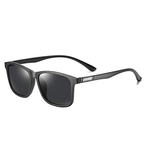 Gafas de Sol polarizadas Hombres y Mujeres Gafas Espejo Gafas de Sol Moda