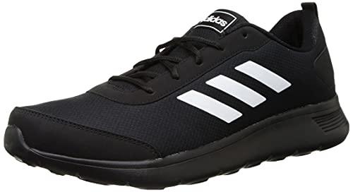 Adidas Men's Clear Factor M Running Shoe,Black, 9 UK
