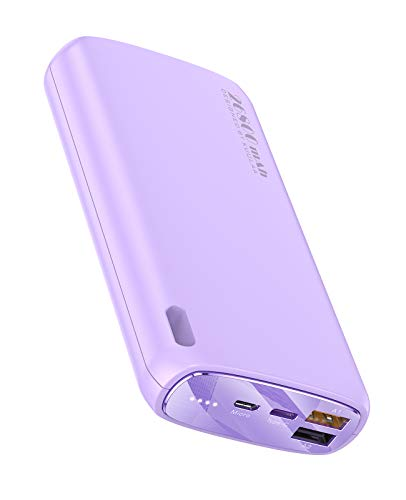 Portable Charger 26800mAh, KUULAA Power Bank Ultra-High Capacity Portable Battery,External Battery Pack Dual-Input and Dual-Output Cell Phone Battery Charger for iPhone Samsung & etc