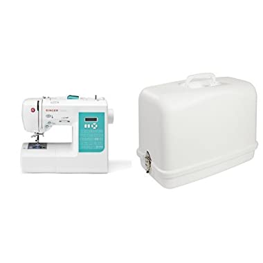 Singer 7258 Stylist 100-Stitch Computerized Sewing Machine 611.BR Universal Hard Carrying Case