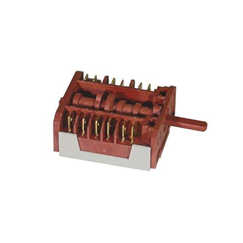 Backofenschalter Wahlschalter Schalter DEKA Backofen Electrolux AEG 358198009