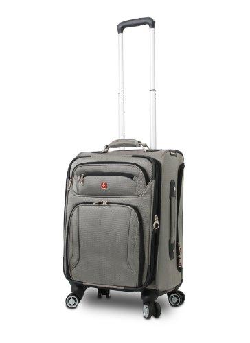 """Zurich 20"""" Spinner Suitcase"""