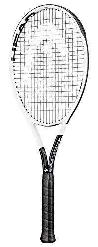 HEAD Graphene 360+ Speed Pro Midplus 18x20 Black/White Tennis Racquet (4 3/8