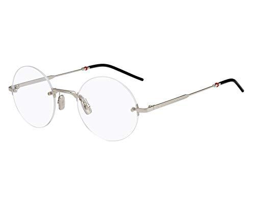 Dior Homme Brille (DIOR0236 010) Metall palladium-silber