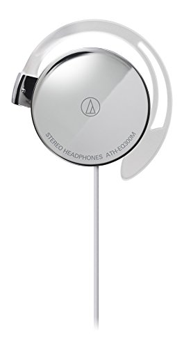 Audio Technica ATH-EQ300M SV Silver | Ear-Fit Headphones (Japan Import)