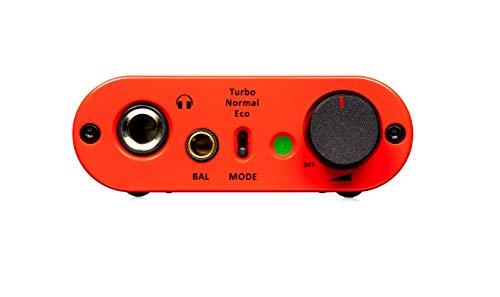 iFi Micro iDSD Diablo Purist Portable DAC/Headphone Amplifier - USB/SPDIF Input - 4.4mm Balanced Output - 4.4mm & 6.3mm Headphone Jacks
