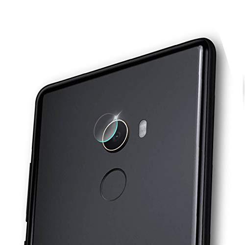 Zhouzl Pellicola in Vetro temperato per Telefono Cellular Pellicola di Vetro temprato for Fotocamera Posteriore da 0.2mm 9H 2.5D for Xiaomi Mi Mix 2 Film di Vetro temperato