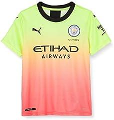Puma Camiseta Manchester City 3ª Equipación 2019/2020 Niño