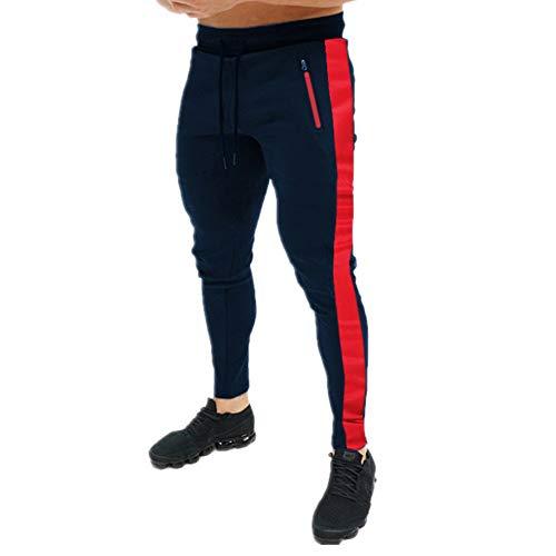 U/A Hombres Joggers Masculino Pantalones Pantalones Pantalones De Chándal De Calidad De Los Hombres Pantalones