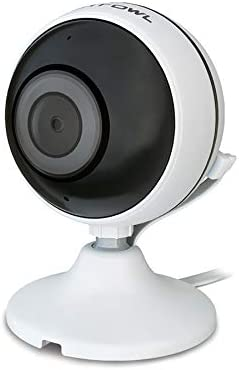 Night Owl Wireless 1080p Panoramic AC Powered Indoor Digital IP Camera with 30 ft of Night Vision product image