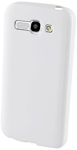 Muvit MUSKI0368 - Funda minigel para Alcatel Pop C9, blanco