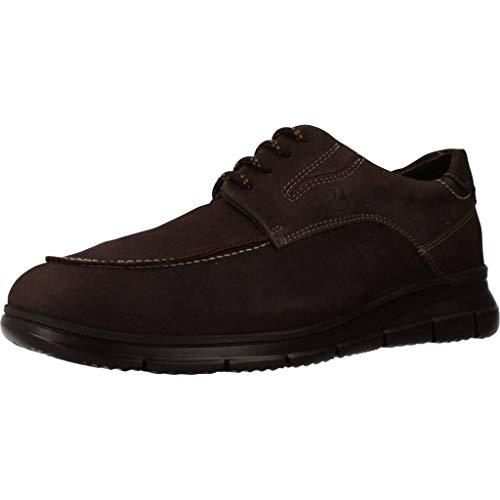 24 Horas Zapatos 90914 para Hombre Marrón 43 EU