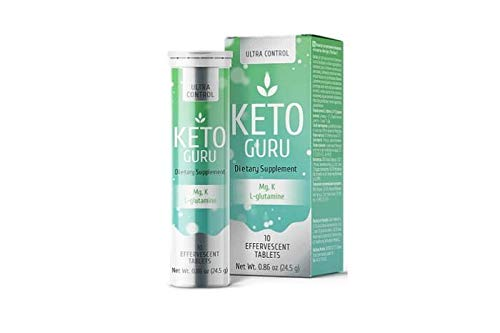 Keto Guru Pills for Men & Women | Keto Diet Tablets | Weight Loss with Keto Diet