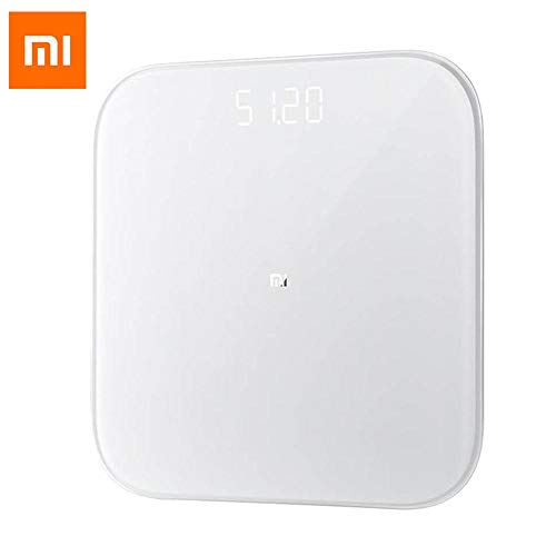 Matefielduk Bluetooth weegschaal voor Xiaomi Scale 2 Bluetooth 5.0 Smart Xiaomi Weighing Scale 280 x 22 mm