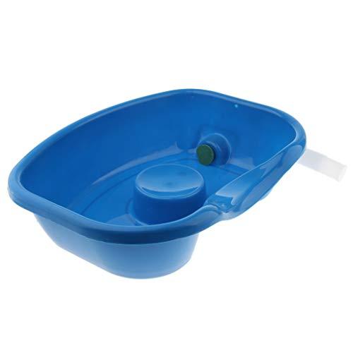 Große Pflegebett Bad Shampoo Becken Schüssel Für Behinderte ältere Personen