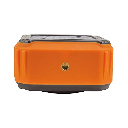 Product Image 8: Klein Tools AEPJS1 Wireless Speaker, Portable Jobsite Speaker Plays Audio and Answers Calls Hands Free, Durable Enough for Worksite Use