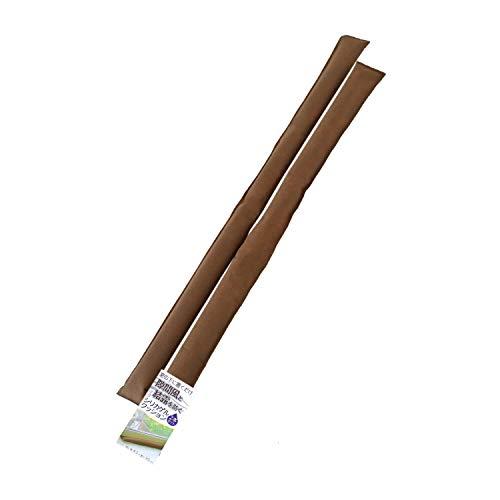 フォーラル窓の結露と隙間風を防ぐ シリカゲルクッション(2本で吸湿量500g) 繰り返し使える