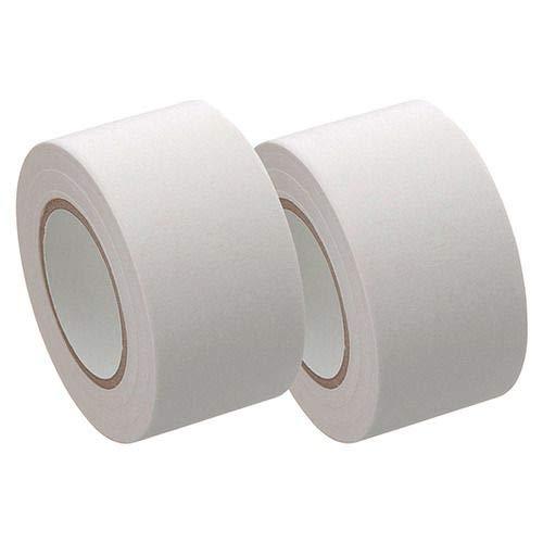 YAMATO メモック ロールテープ 再生紙タイプ つめかえ用 25mm幅 白 1パック(2巻)