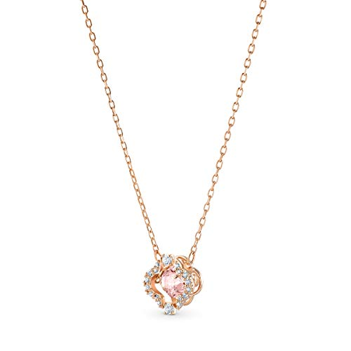 Swarovski Sparkling Dance Clover Necklace