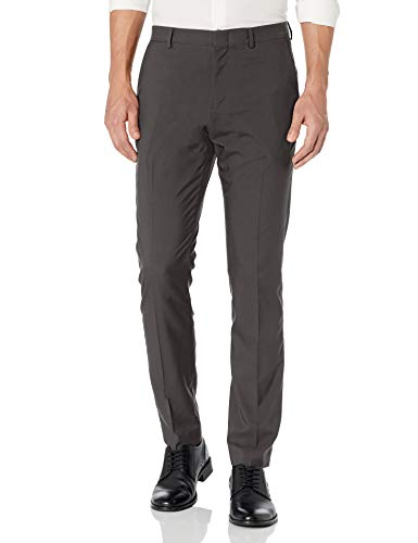 9. Perry Ellis Men's Solid Tech Pant