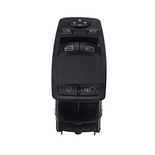 Interruptor para elevalunas izquierdo delantero para Clase A/B W169 W245 2004-2012 1698206410
