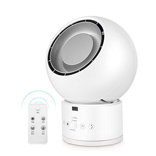 Foern Mini Heater Estufa Caliente y fría Multifuncional Eléctrica Portátil de Bajo...