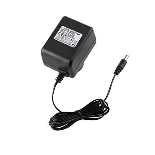 LinkePow Cargador de batería de 6 voltios, 6 V para niños, cargador de coche eléctrico para Audi BWM, Mercedes Benz, niños pequeños, motocicletas
