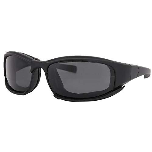 DAUERHAFT Motorradbrille, 4 Farben, 5,9 x 5,7 x 1,8 x 0,6 Zoll