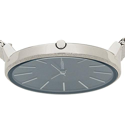 [スカーゲン]腕時計レディースSKAGENSKW2725ネイビーブルーシルバー[並行輸入品]