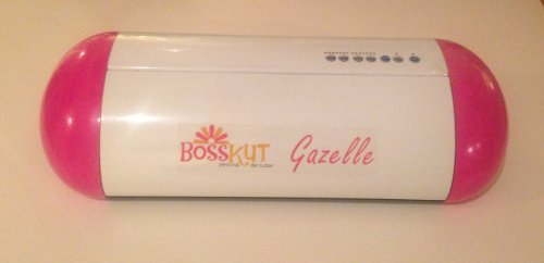 Bosskut - Gazelle - Digital Die Cutting System