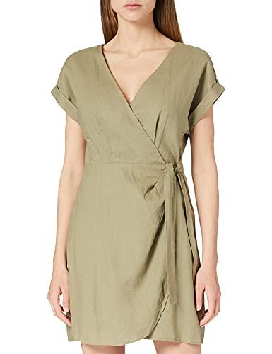 Pepe Jeans Sukienka tymianek damska, Zielony (tymianek 732), M