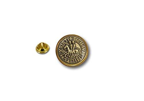 Akacha pin Button pins anstecker Anstecknade tempelritter Templer templerkreuz r1